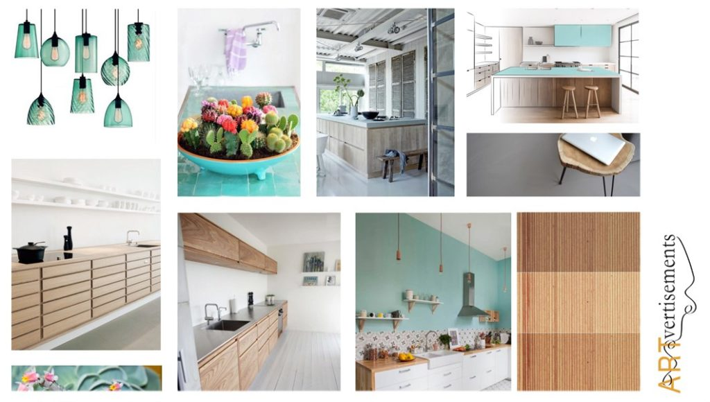 Moodboard for Werkse! The kitchen...