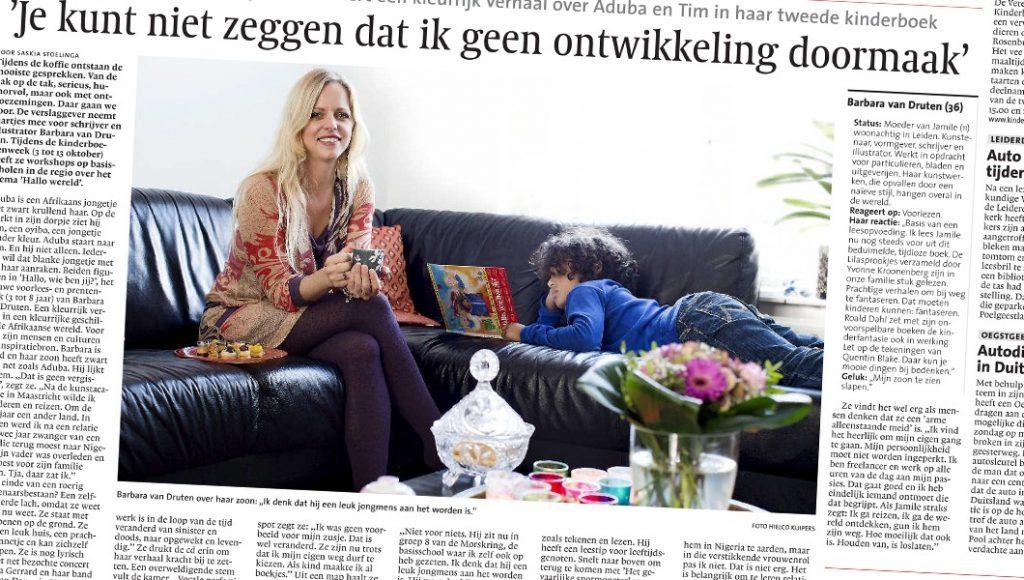 Leidsch Dagblad (2012)